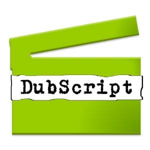 DubScript Screenplay Writer - Pro Filmmaker Apps
