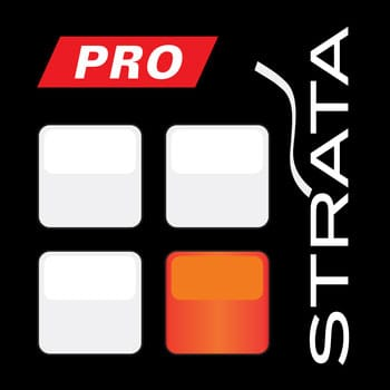 Strata Pro - Remote Control for ATEM Switchers - Pro Filmmaker Apps